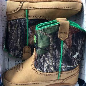 John Deere Shoes - Baby boots
